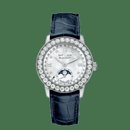 Blancpain Leman Complete Calendar for Women 2360-4691A-55B