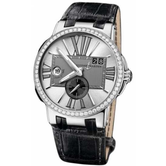 Ulysee Nardin Executive Dual Time 43mm 243-00B/421