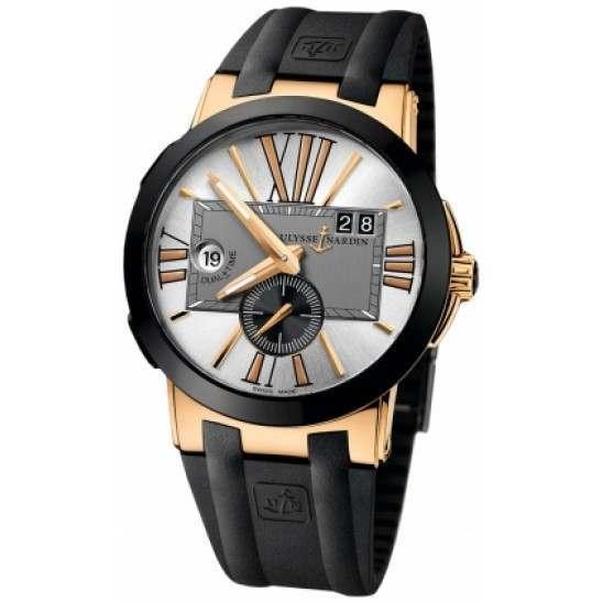 Ulysee Nardin Executive Dual Time 43mm 246-00-3/421