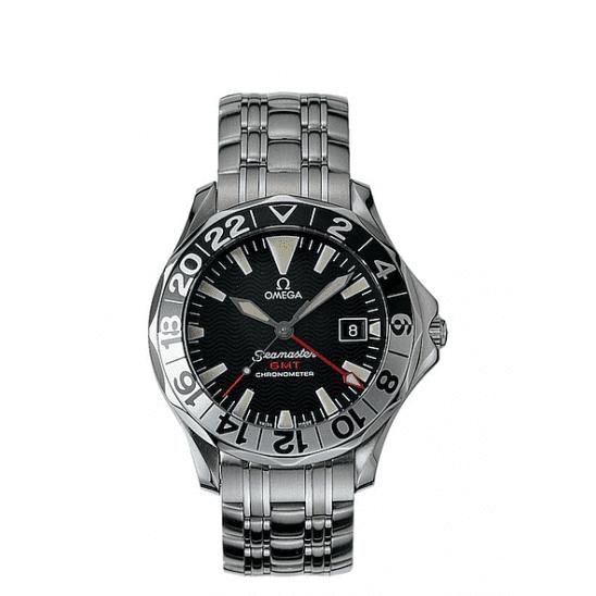 Omega SeaMaster 300m GMT 2534.50.00