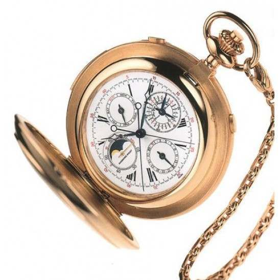 Audemars Piguet Classic Complication Pocket-Watch 25701BA.OO.0000XX.02