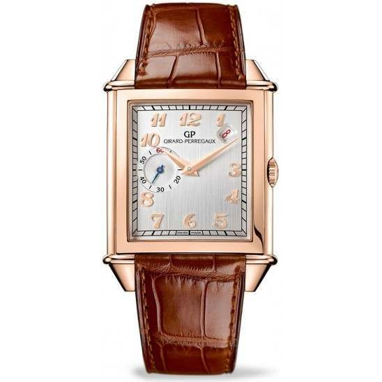 Girard Perregaux Vintage 1945 Date, Small Second 25835-52-121-BACA