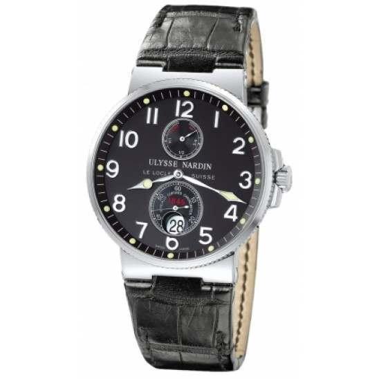 Ulysee Nardin Maxi Marine Chronometer 263-66/62