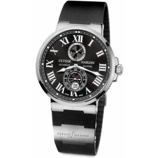 Ulysee Nardin Maxi Marine Chronometer 43mm 263-67-3/42