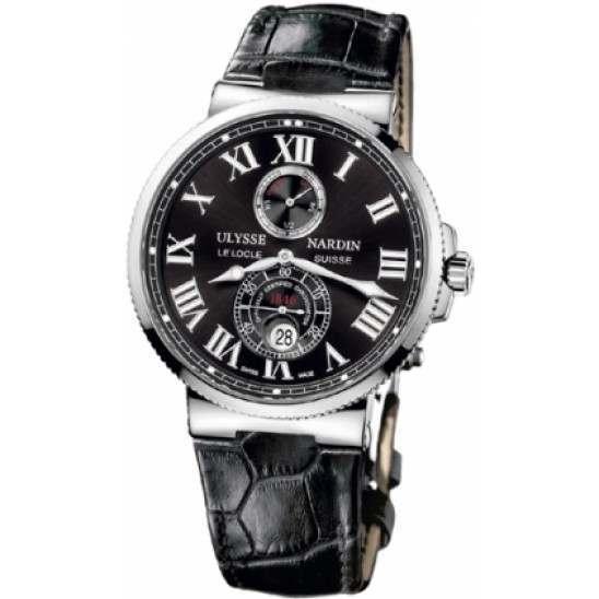 Ulysee Nardin Maxi Marine Chronometer 43mm 263-67/42