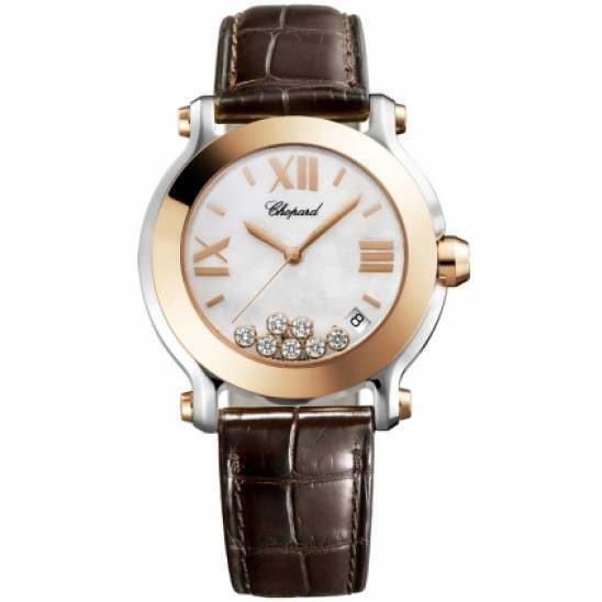 Chopard Happy Sport II Round 36mm 278492-9004