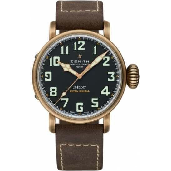 Zenith Pilot Extra Special Bronze 29.2430.679/21.C753
