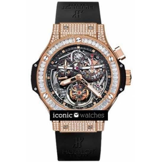 Hublot Bigger Bang Tourbillon Jewellery 44mm