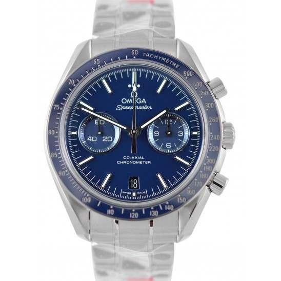 Omega Speedmaster Titanium Blue Moonwatch Co-Axial 311.90.44.51.03.001