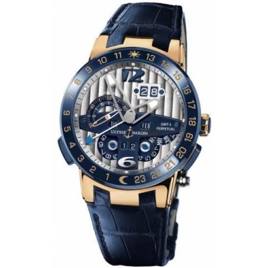 Ulysee Nardin El Toro GMT +/- Perpetual Calendar 326-00