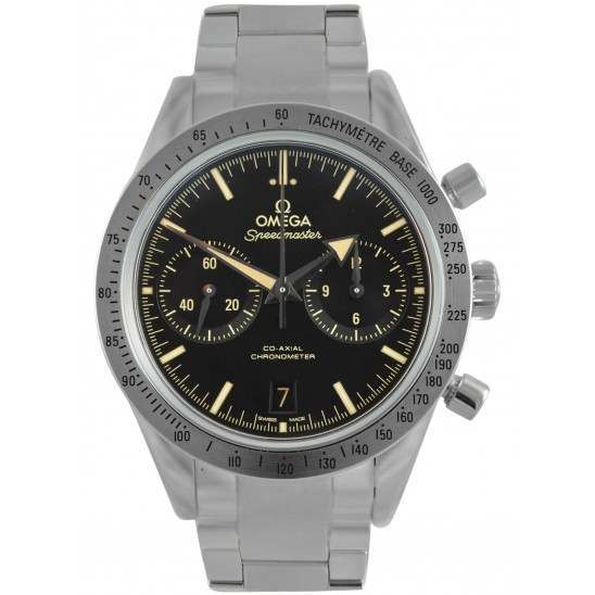 As New Omega Speedmaster 57 Co-Axial Chronograph 331.10.42.51.01.002