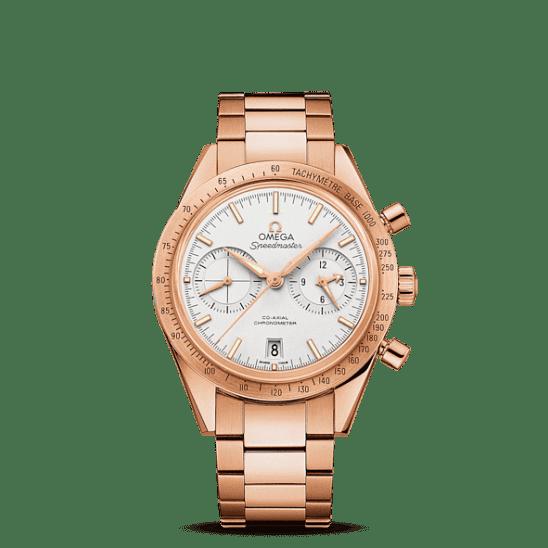 Omega Speedmaster 57 Co-Axial Chronograph 331.50.42.51.02.002