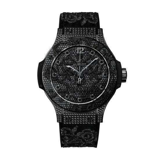 Hublot Broderie All Black Diamonds 343.SV.6510.NR.0800