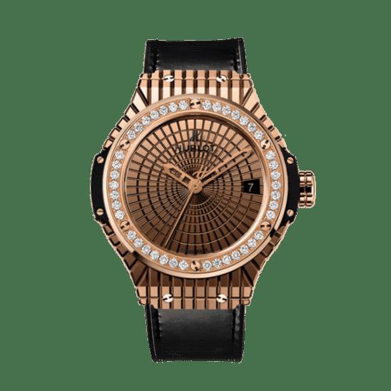 Hublot Big Bang Gold Caviar Diamonds 41mm 346.PX.0880.VR.1204