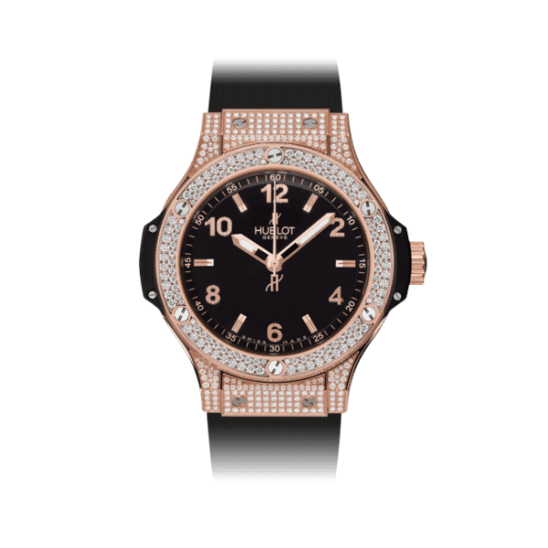 Hublot Big Bang Gold Pave 38 mm 361.PX.1280.RX.1704