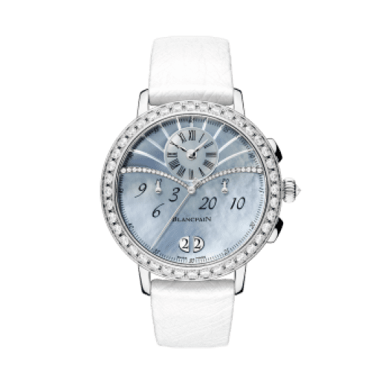 Blancpain Women Chronograph Flyback Grande Date 3626-1954L-58A