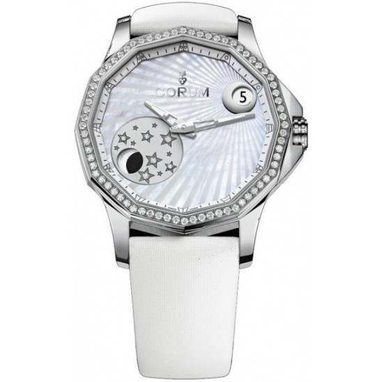 Corum Admiral's Cup Legend 38 Mystery Moon 384.101.47/0F49 AA01