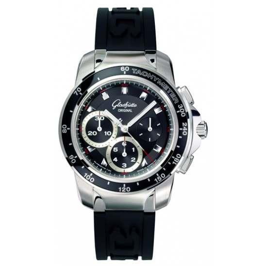 Glashutte Sport Evolution Chronograph 39-31-43-03-04