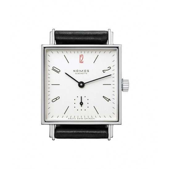 NOMOS Glashutte Tetra 27 Doctors without Borders 401.S2