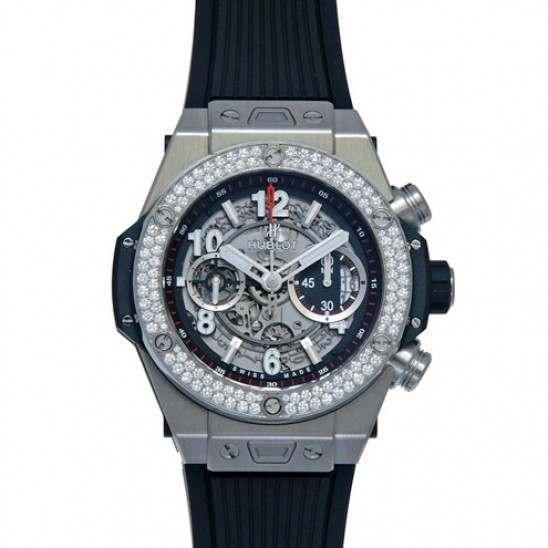 Hublot Unico Titanium Black 411.NX.1170.RX.1104