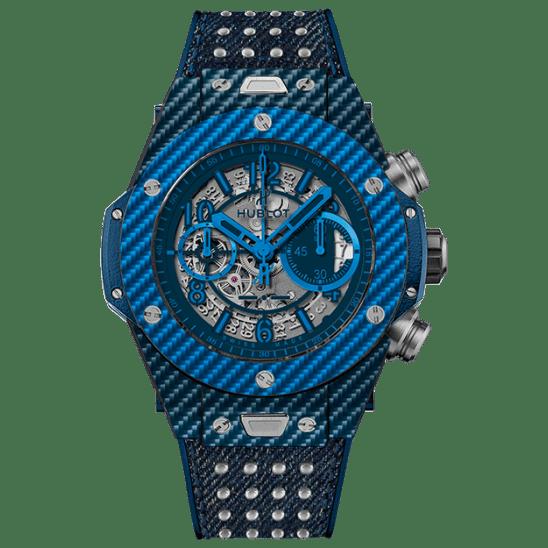 Hublot Unico Italia Independent Blue 411.YL.5190.NR.ITI15