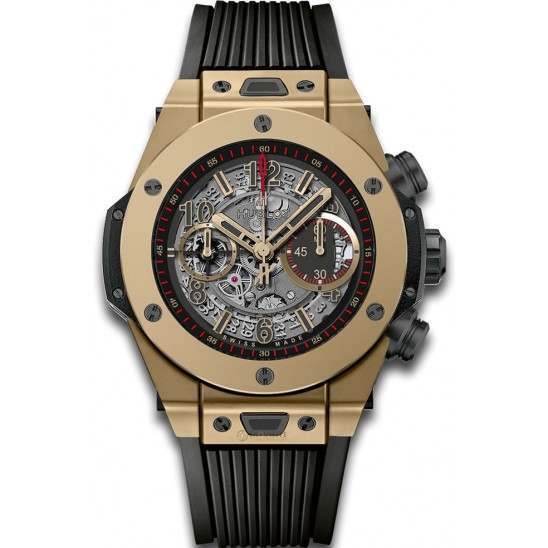 Hublot Unico Full Magic Gold 411.MX.1138.RX