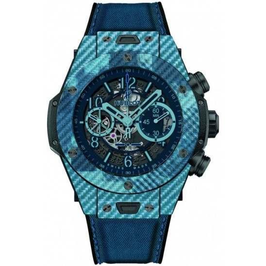 Hublot Big Bang Unico Italia Independent Blue 411.YL.5190.NR.ITI16