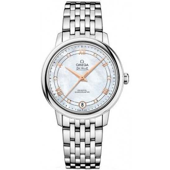 Omega De Ville Prestige Chronometer 33mm Automatic 424.10.33.20.55.002