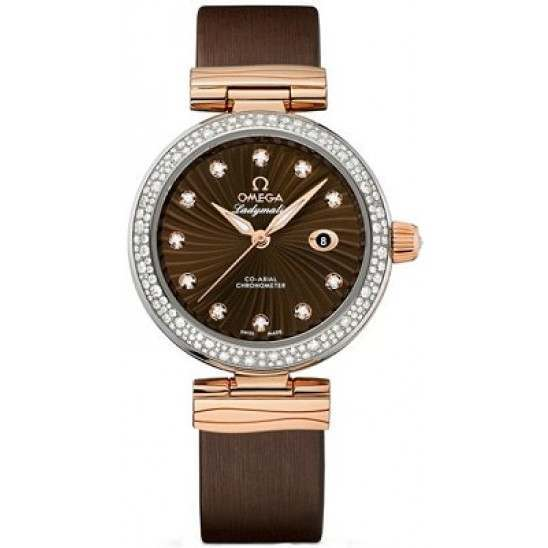 Omega De Ville Ladymatic Automatic (Co-Axial) 425.27.34.20.63.001