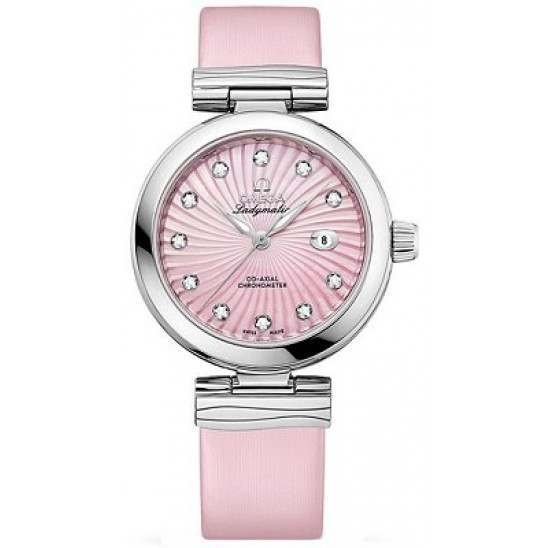 Omega DeVille Ladymatic Co-Axial 425.32.34.20.57.001