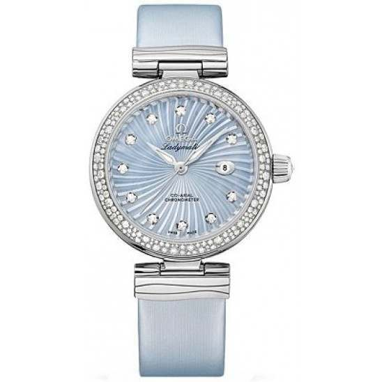 Omega DeVille Ladymatic Co-Axial 425.37.34.20.57.002