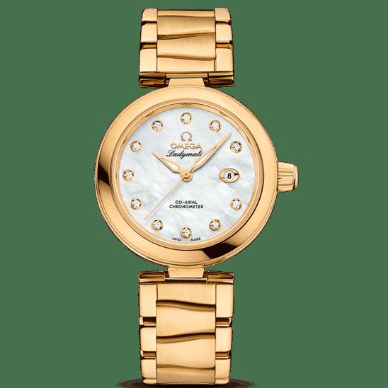 Omega De Ville Ladymatic Chronometer 425.60.34.20.55.003