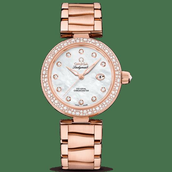 Omega De Ville Ladymatic Chronometer 425.65.34.20.55.010
