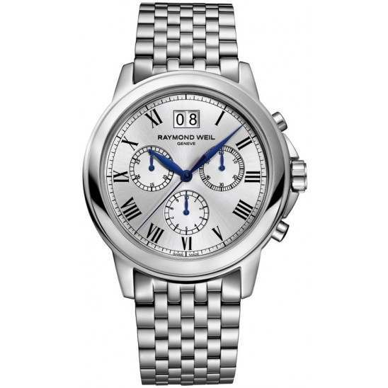 Raymond Weil Tradition Chronograph 4476-ST-00650