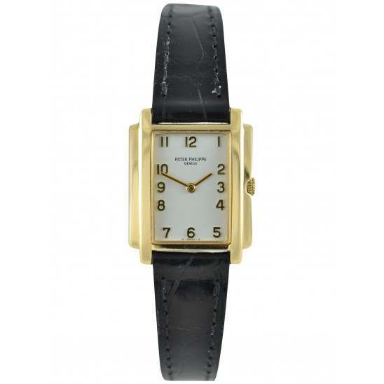 Patek Philippe Gondolo Quartz Ladies 4824