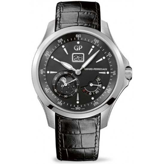 Girard Perregaux Traveller Large Date, Moonphase 49650-11-631-BB6A