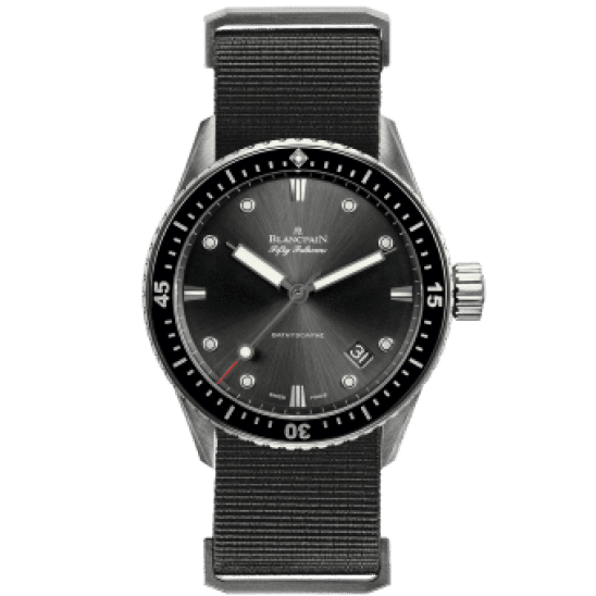 Blancpain Fifty Fathoms Bathyscaphe 5000-1110-NABA