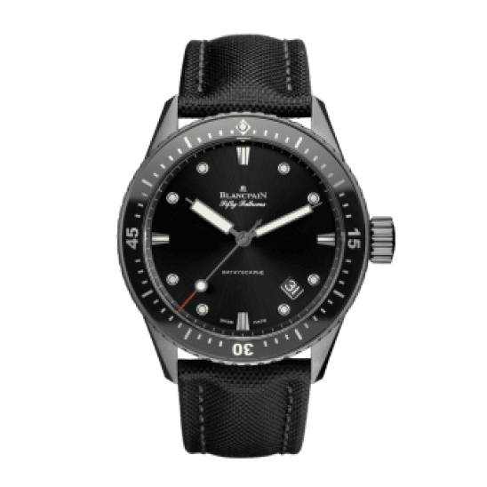 Blancpain Fifty Fathoms Bathyscaphe 5000-12C30-B52A