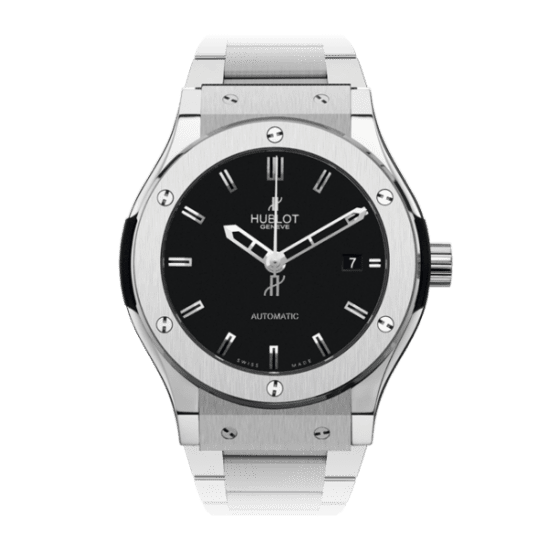Hublot Classic Fusion Titanium Bracelet 45mm 511.NX.1170.NX
