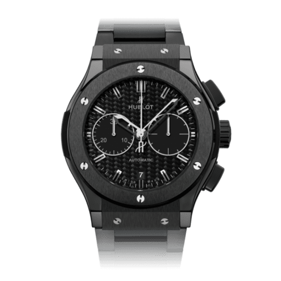 Hublot Classic Fusion Black Magic Bracelet 521.CM.1770.CM
