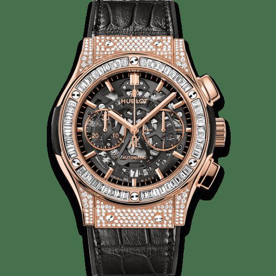 Hublot Aerofusion King Gold Jewellery 525.OX.0180.LR.0904