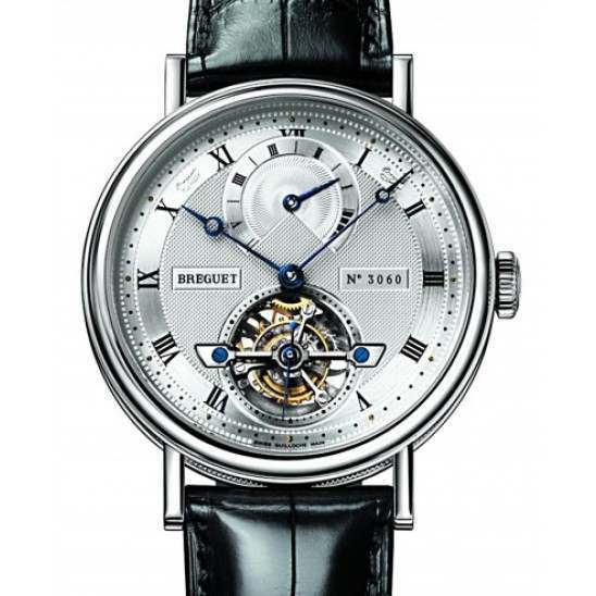 Breguet Tourbillon Automatic Power Reserve 5317PT/12/9V6
