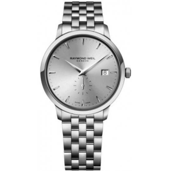 Raymond Weil Toccata small second 5484-ST-65001