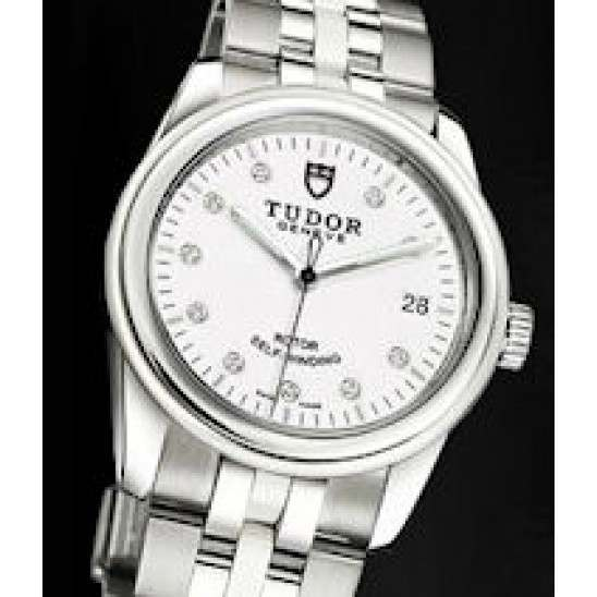 Tudor Glamour Date Watch 55010W