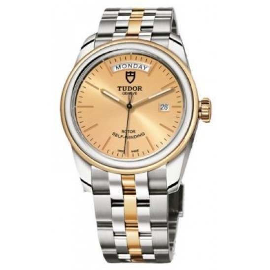 Tudor Glamour Day-Date Watch 56003