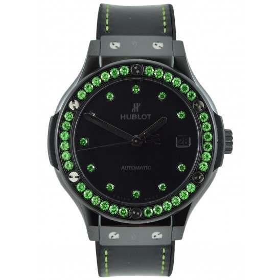 Hublot Shiny Ceramic Green 565.CX.1210.VR.1222