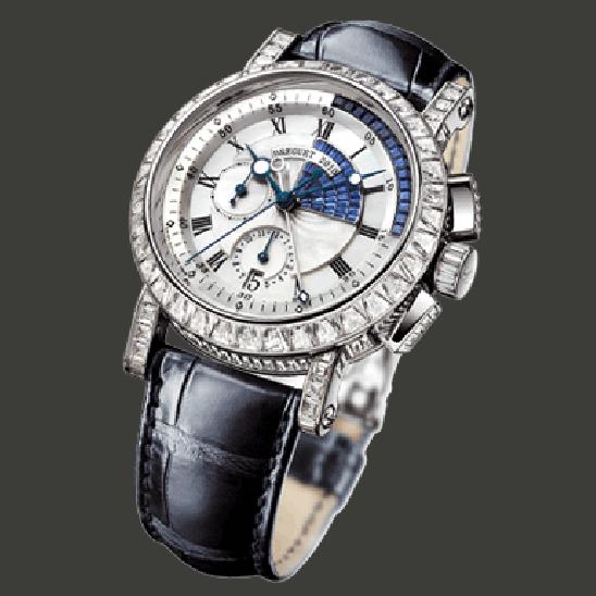 Breguet Marine Chronograph 5829BB/8S/9ZU DD0D