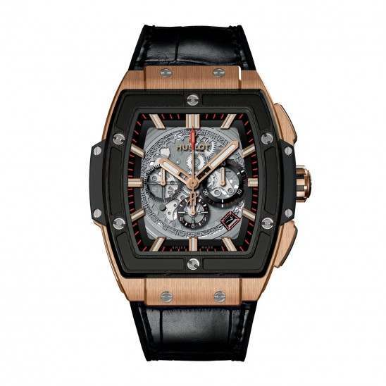 Hublot Spirit of Big Bang King Gold Ceramic 601.OM.0183.LR