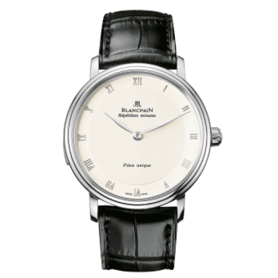Blancpain Villeret Repetition Minutes 6033-1542-55A