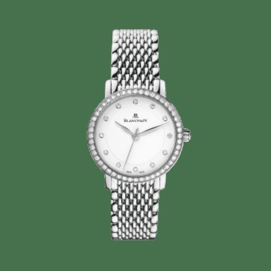 Blancpain Women Ultraplate 6102-4628-MMB